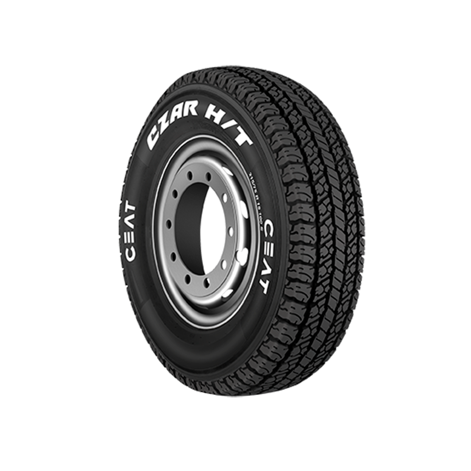 CEAT CZAR H/T 215/75 R 15 Requires Tube 100 S Car Tyre