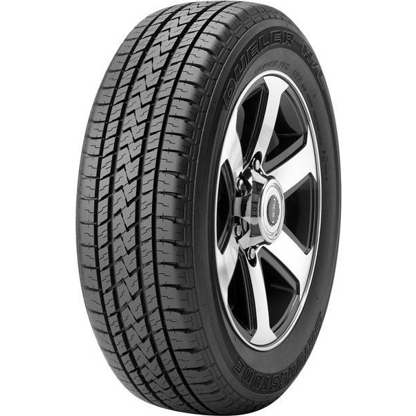 Bridgestone D683 235/70 R 16 Tubeless 112 H Car Tyre