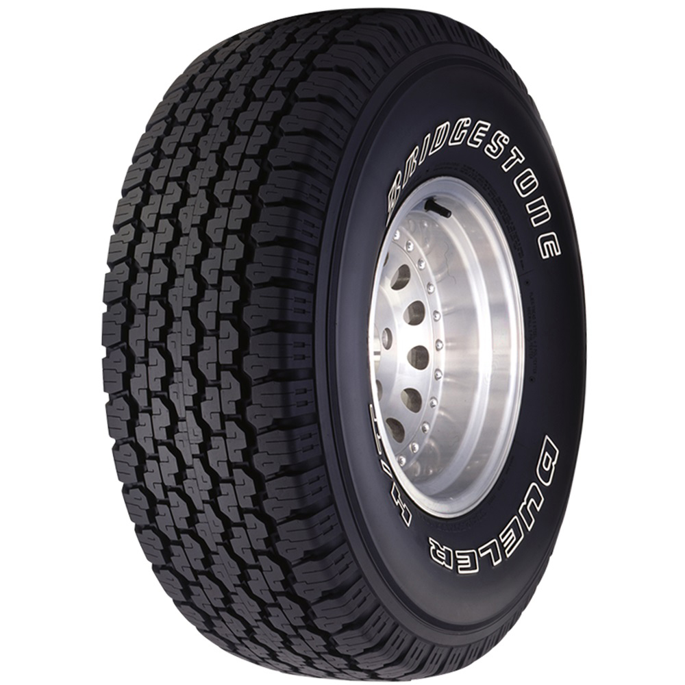 Bridgestone DUELER D689 235/75 R 15 Requires Tube 100 S Car Tyre