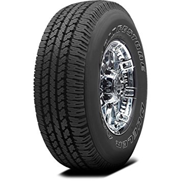 Bridgestone DUELER D693 II 215/75 R 15 Requires Tube 100 S Car Tyre