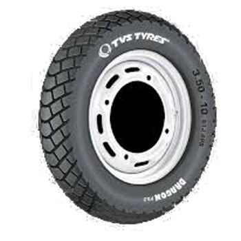 TVS JUMBO DRAGON 2.50 R 16 Front Two-Wheeler Tyre