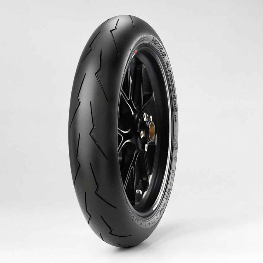 Pirelli Diablo Super Corsa 2 120/70 ZR17 Tubeless 58 W FRONT Two-Wheeler Tyre