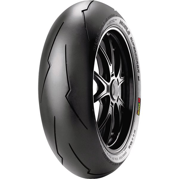 Pirelli Diablo Super Corsa SC2 200/55 ZR 17 Tubeless 78 W Rear Two-Wheeler Tyre