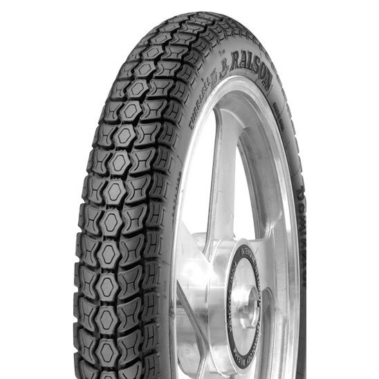 Ralco DOMINATOR 3.00 18 Requires Tube Rear Two-Wheeler Tyre
