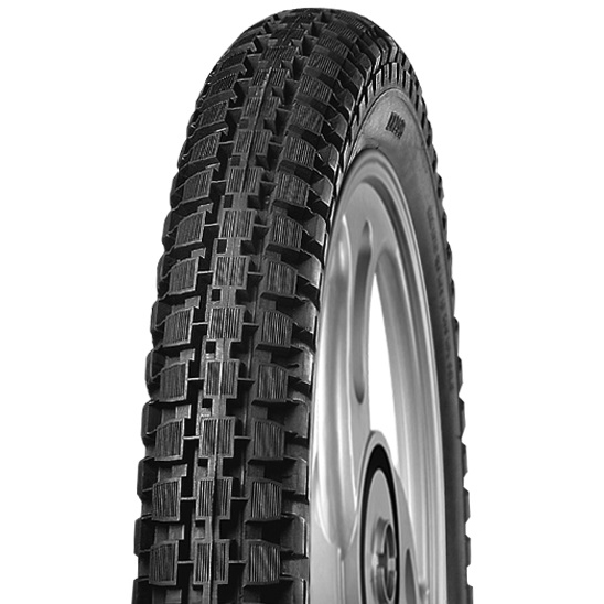 Ralco DURA SPORT 2.50 16 Requires Tube Rear Two-Wheeler Tyre