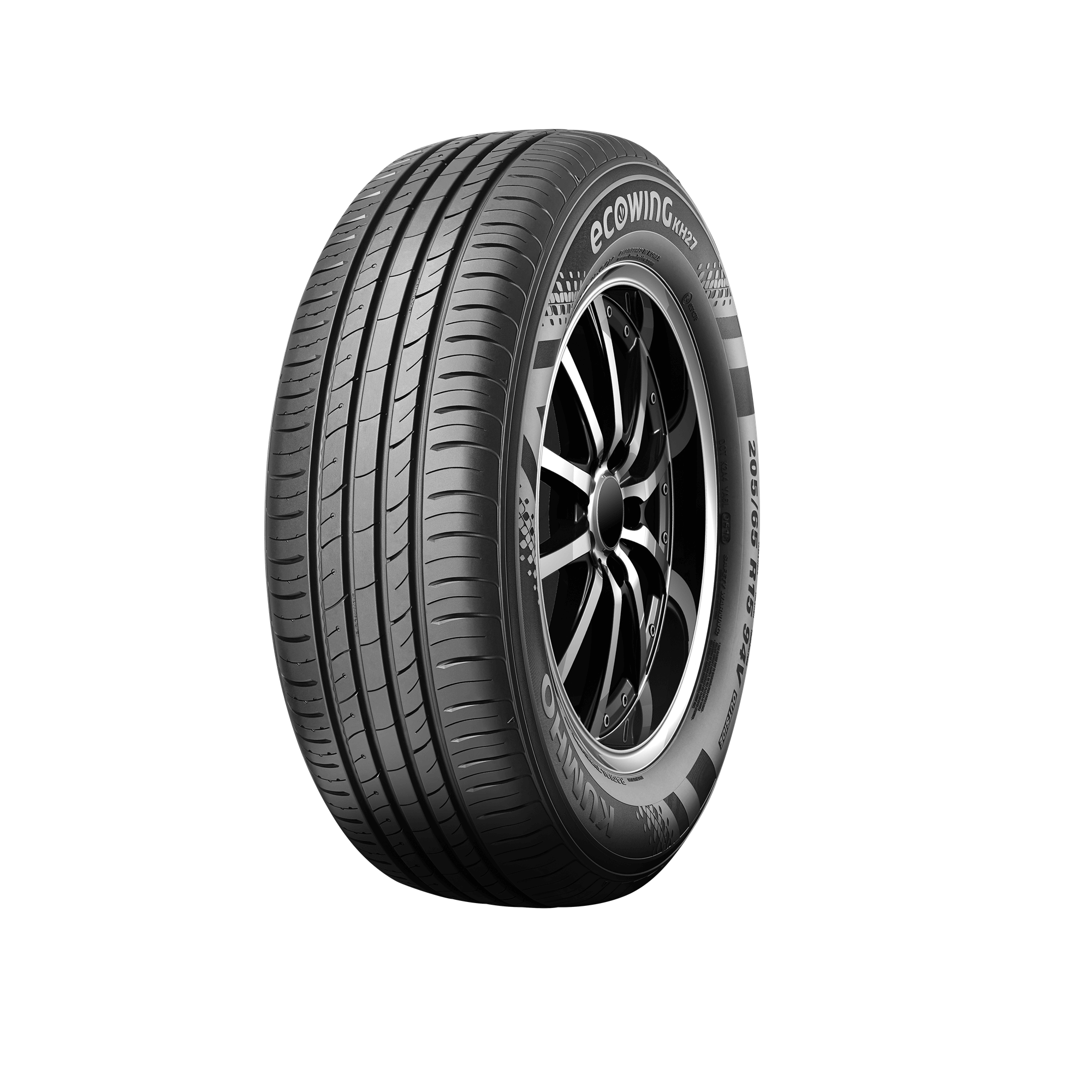 Kumho Ecowing KH27 175/70 R 14 Tubeless 84 H Car Tyre