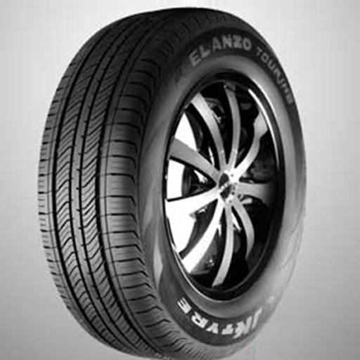 JK Elanzo Touring 165/80 R 14 Tubeless 85 S Car Tyre