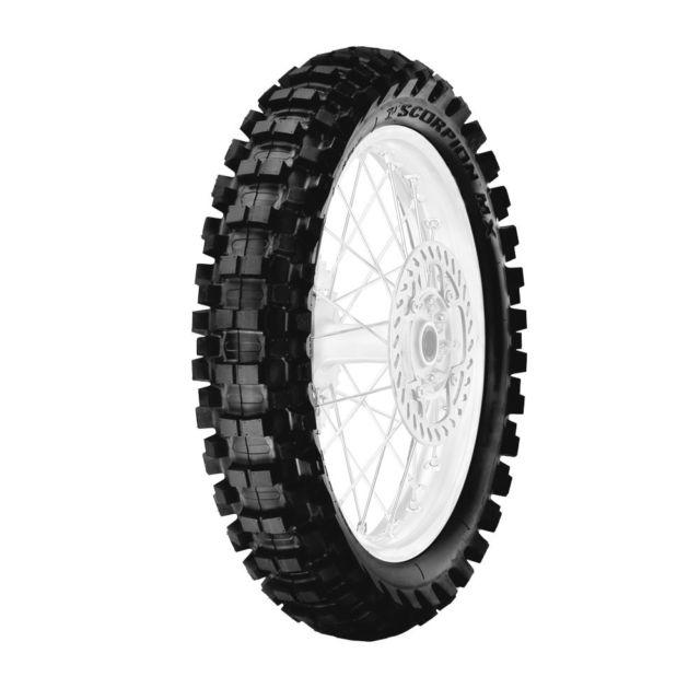 Pirelli Scorpion MX Extra J NHS 90/100 16 Tubeless 51 M Front/Rear Two-Wheeler Tyre