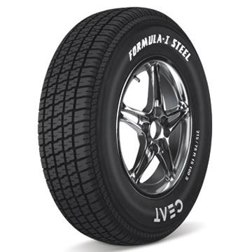 CEAT FORMULA 1 STEEL 215/75 R 15 Tubeless 113 S Car Tyre