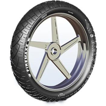 Birla FIREMAXX R50 120/80 17 Tubeless Rear Two-Wheeler Tyre