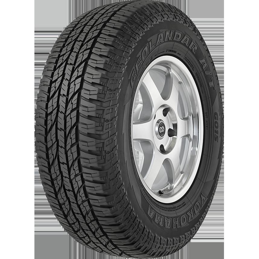 Yokohama Geolandar A/T G015 205/70 R 15 Tubeless 96 S Car Tyre