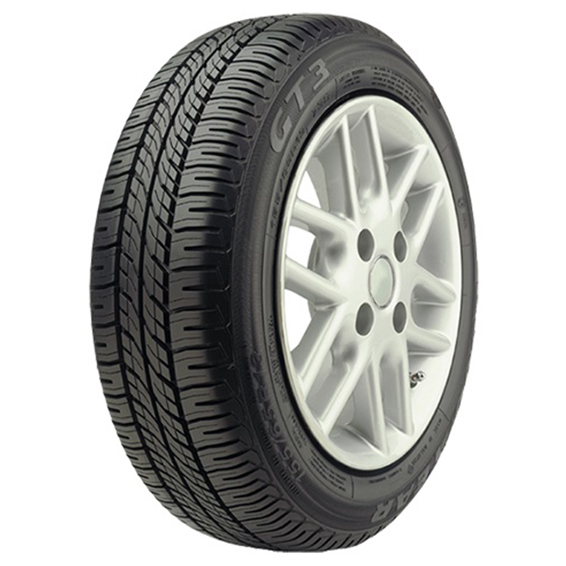 Goodyear GT3 175/70 R 13 Tubeless 82 T Car Tyre