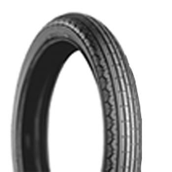 Bridgestone Gemini F NEURUN 2.75 17 Requires Tube 41 P Front Two-Wheeler Tyre