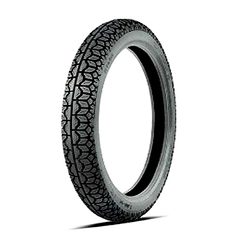Bridgestone Gemini RX NEURUN 3.00 18 Requires Tube 50 P Rear Two-Wheeler Tyre