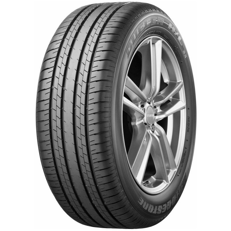 Bridgestone Dueler HL33 225/60 R 18 Tubeless 100 H Car Tyre