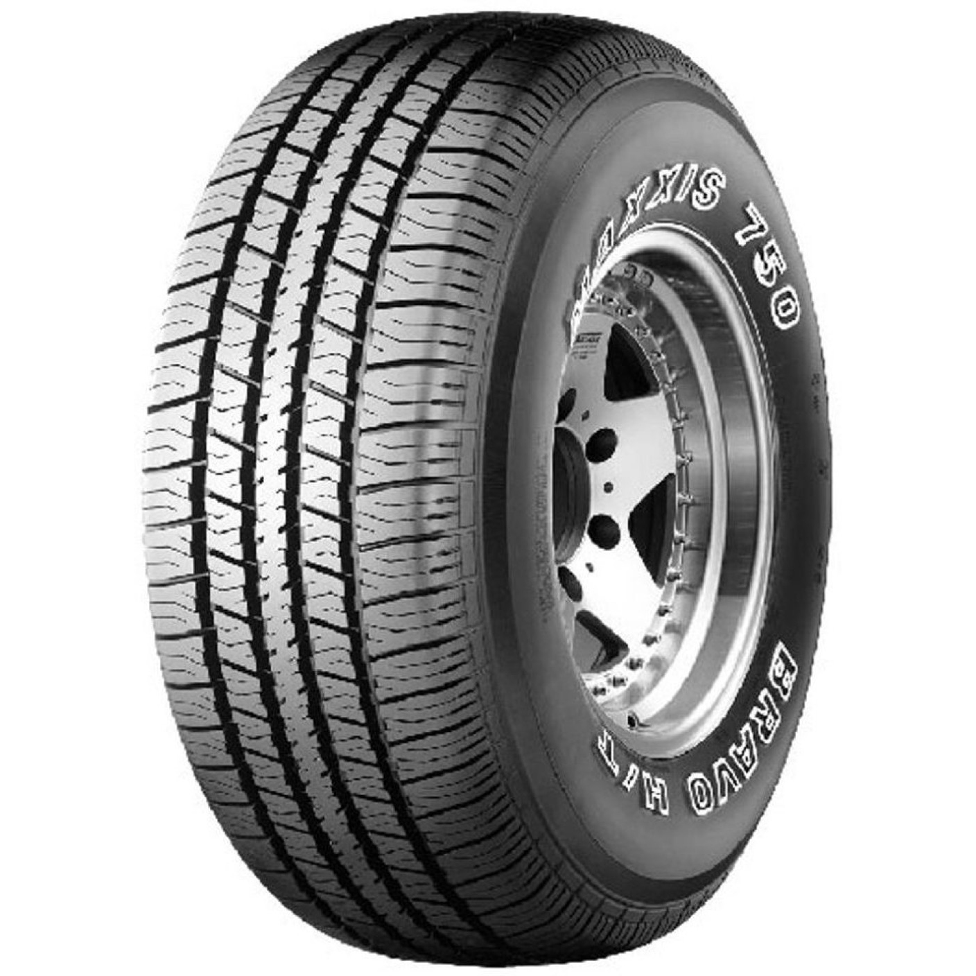 Maxxis HT750 OWL 255/65 R 16 Tubeless 109 T Car Tyre