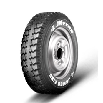 JK JUMBO KING 165/ R 12 Requires Tube 8PR N/A Car Tyre