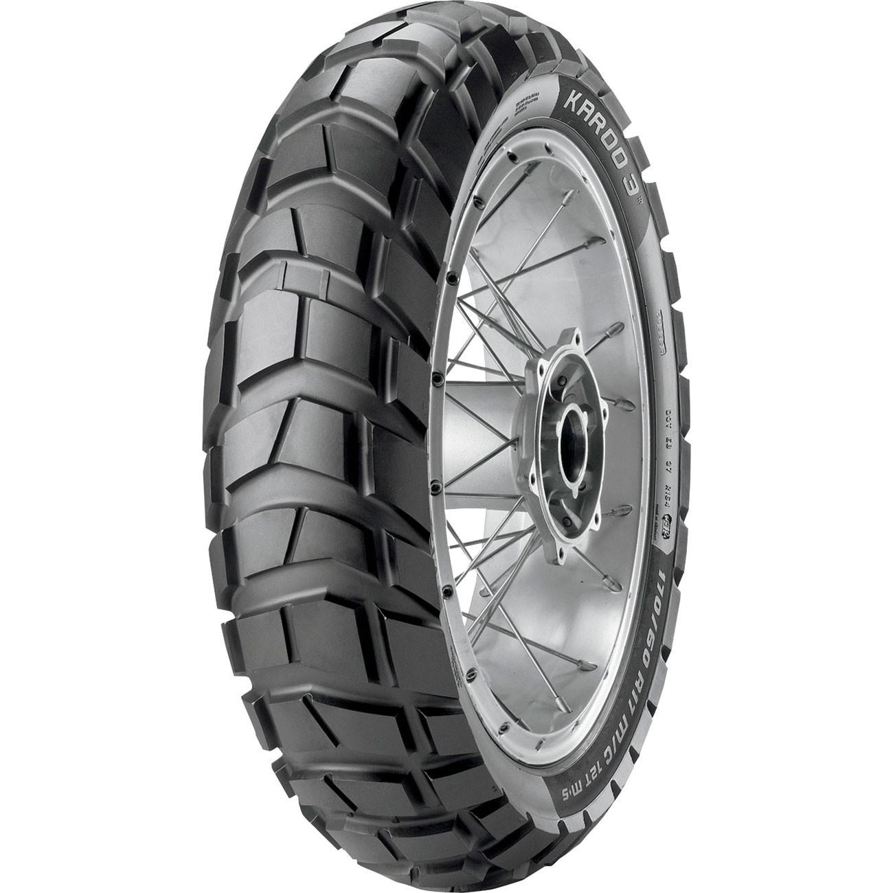Metzeler Karoo 3 150/70 17 Tubeless 69 V Rear Two-Wheeler Tyre