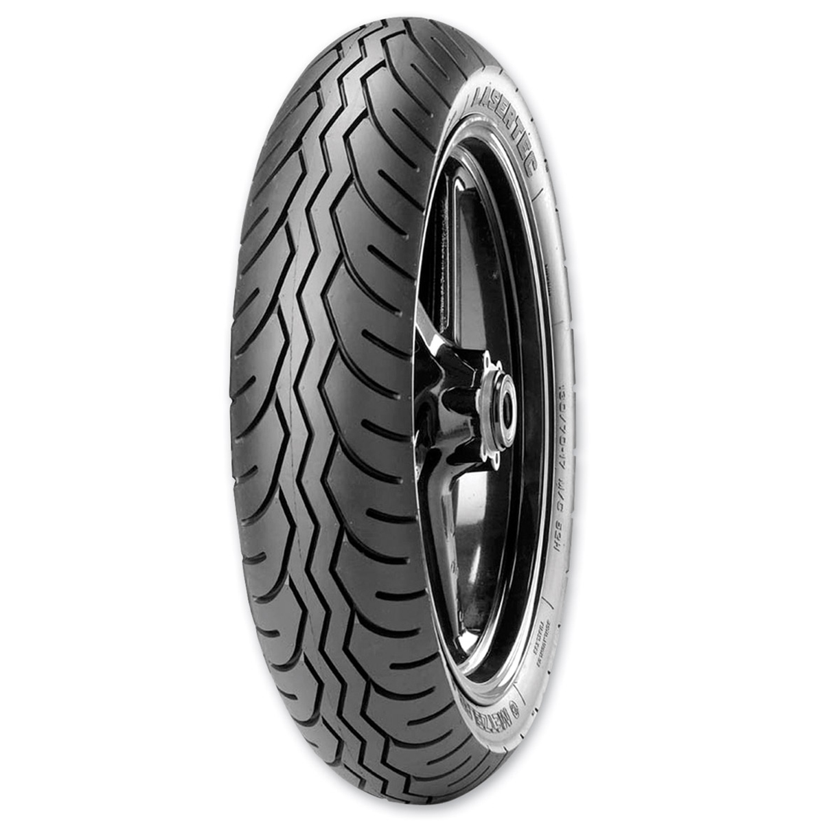 Metzeler Lasertec 130/70 17 Tubeless Rear Two-Wheeler Tyre