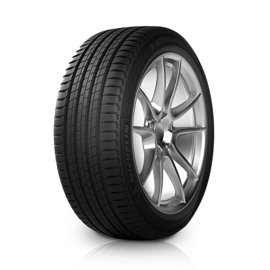 Michelin Latitude Sport 3 255/55 R 18 Tubeless 109 Y Car Tyre