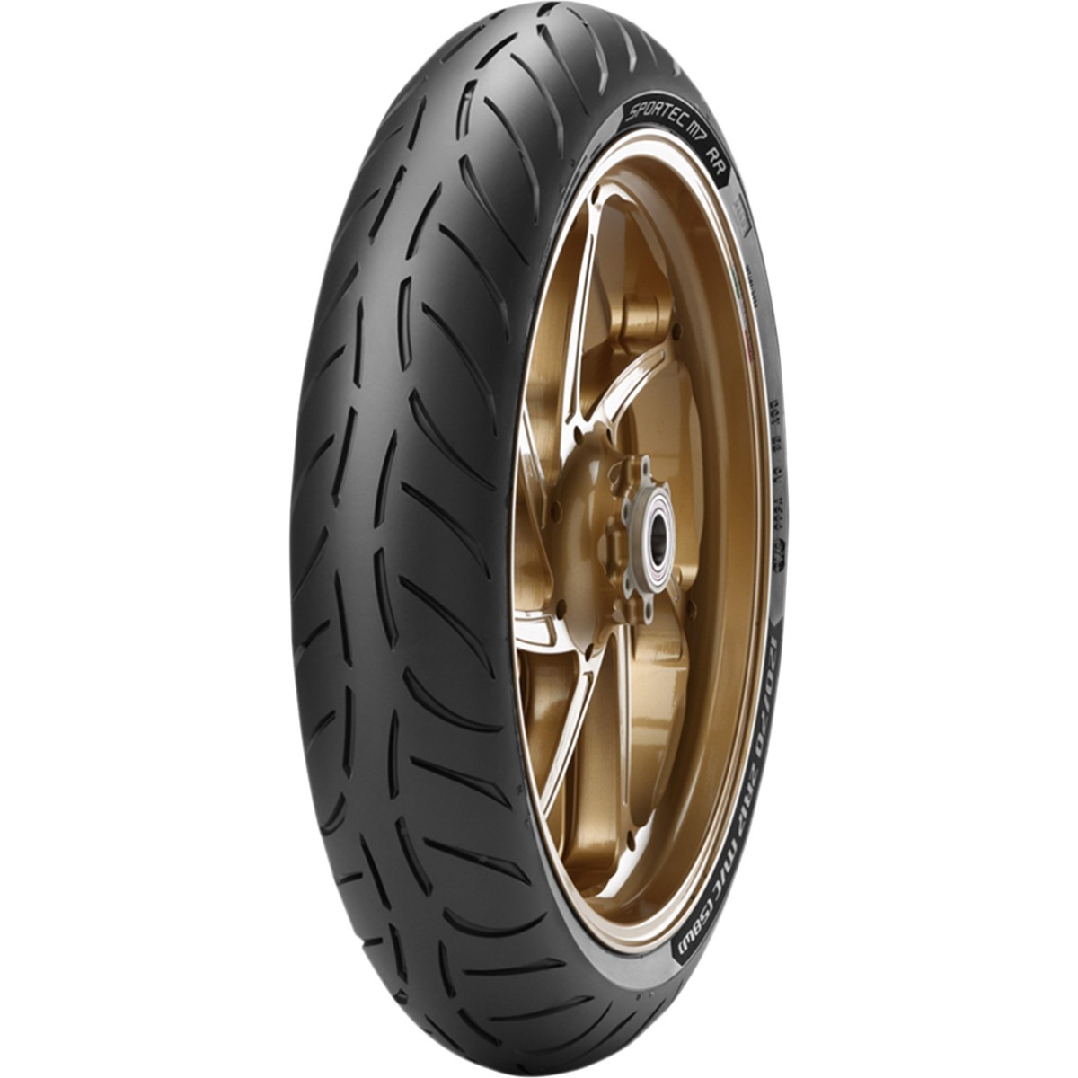 Metzeler M7 120/70 ZR17 58 W Front Two-Wheeler Tyre
