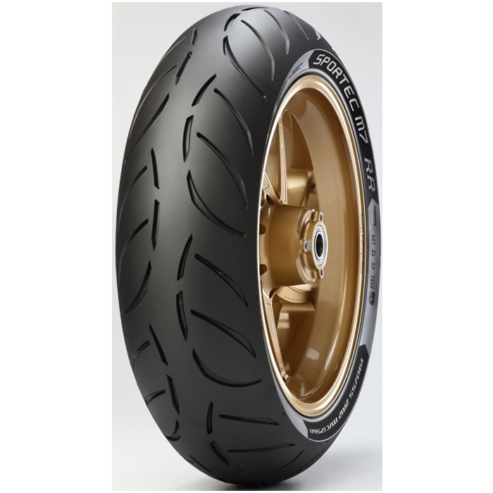 Metzeler M7 180/55 ZR17 73 W Rear Two-Wheeler Tyre