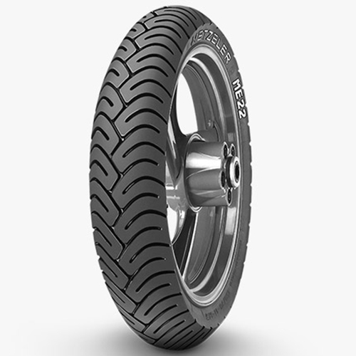 Metzeler ME 22 3.00 18 Tubeless 52 P Rear Two-Wheeler Tyre