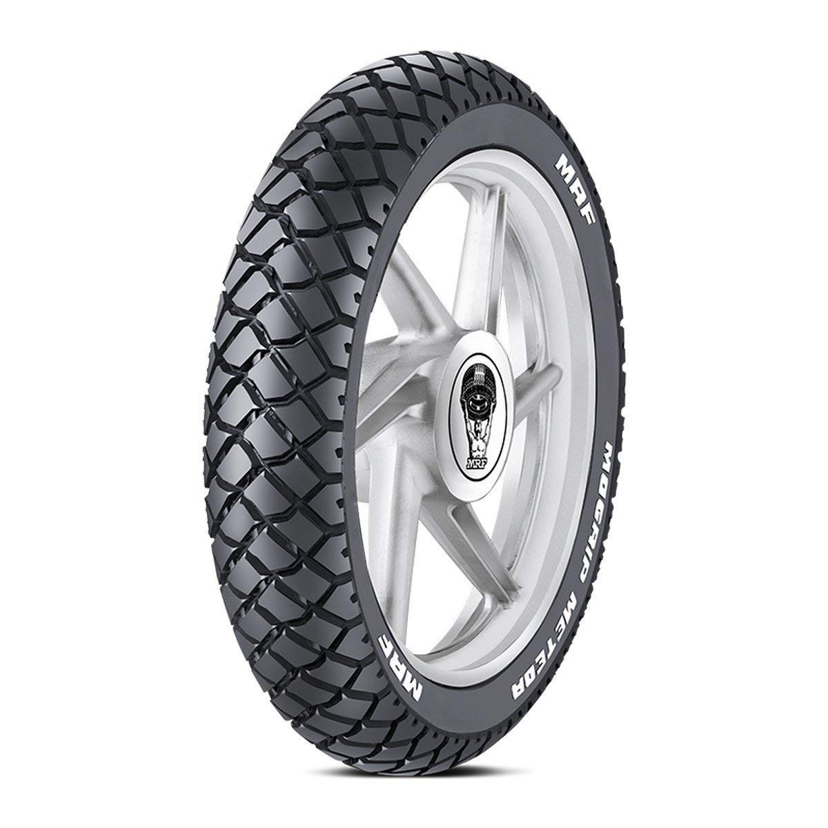 MRF METEOR 100/90 17 Tubeless 55 P Rear Two-Wheeler Tyre