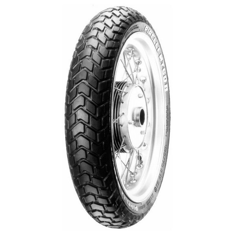 Pirelli MT60W 110/80 R18 Tubeless 58 H Front Two-Wheeler Tyre