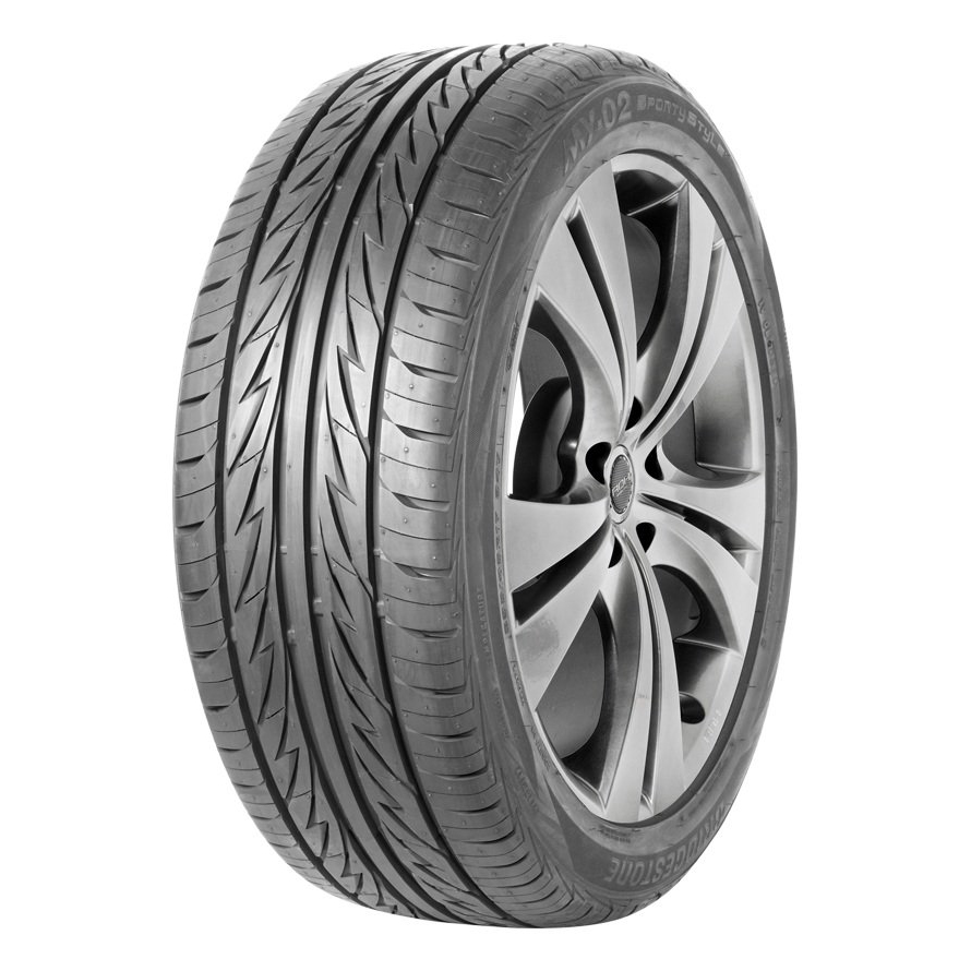 Bridgestone MY02 195/65 R 15 Tubeless 91 V Car Tyre