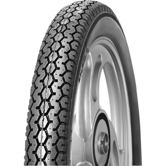 Ralco MEGA STAR 2.50 16 Requires Tube Rear Two-Wheeler Tyre