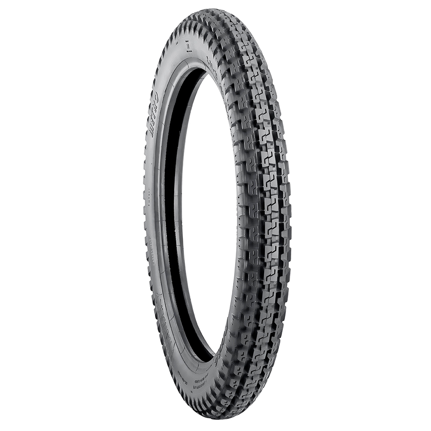Metro METRO THUNDER 3.00 17 Requires Tube Rear Two-Wheeler Tyre