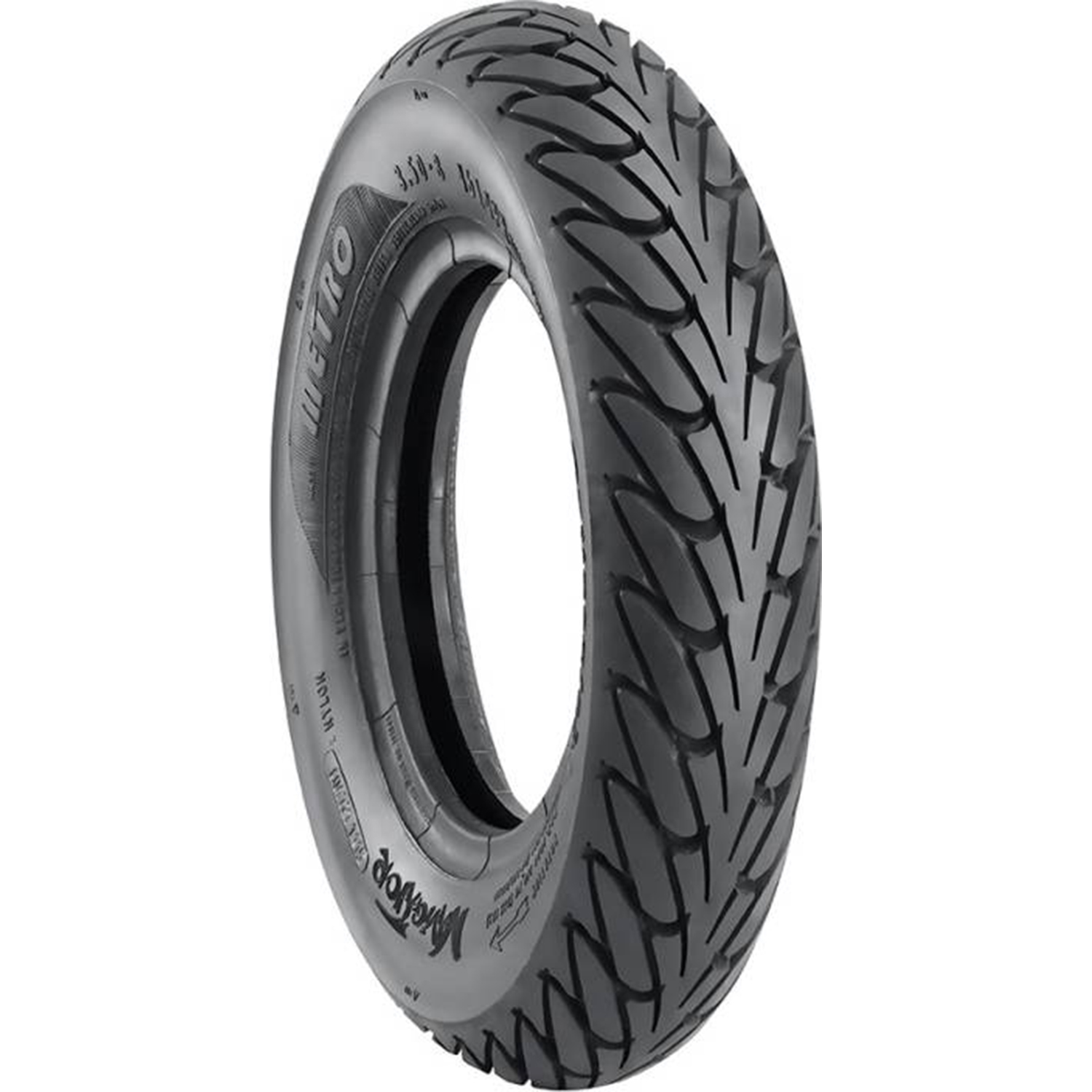Metro NAVIGATOR 100/90 18 Requires Tube Rear Two-Wheeler Tyre