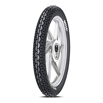 MRF NYLOGRIP PLUS 3.25 19 Requires Tube 62 P Rear Two-Wheeler Tyre
