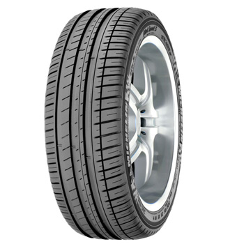 MICHELIN PS3 225/45 R 17 Tubeless 91 W Car Tyre
