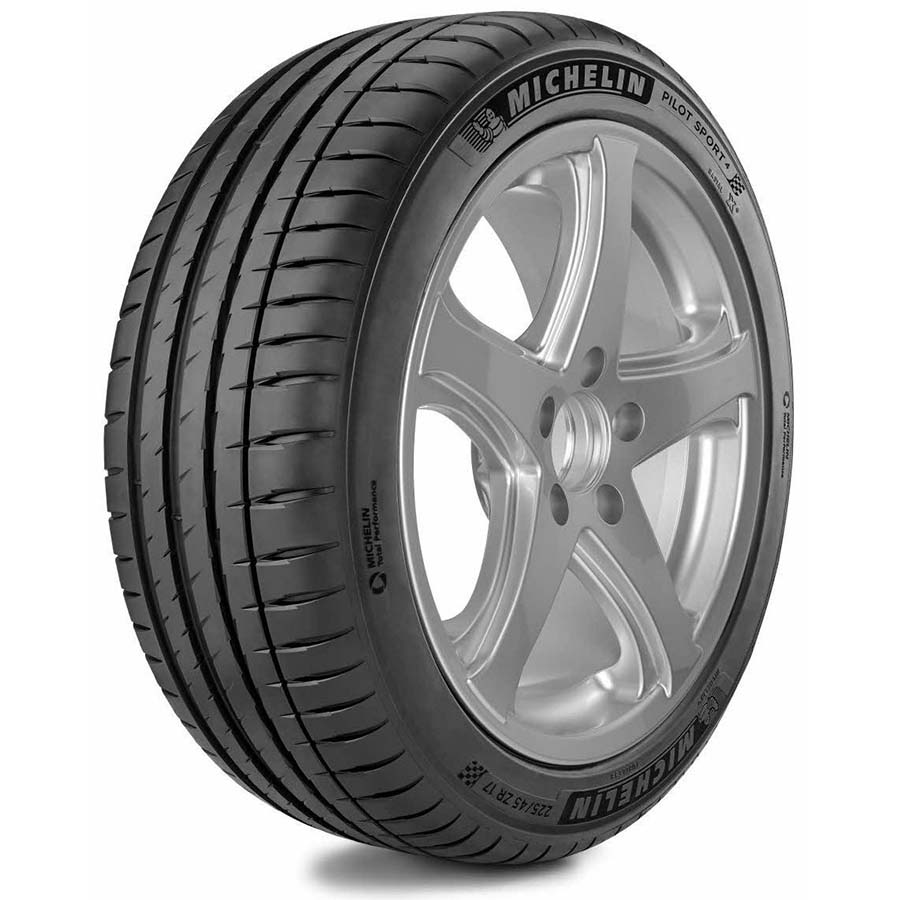 Michelin Pilot Sport 4 225/45 R 17 Tubeless 94 Y Car Tyre