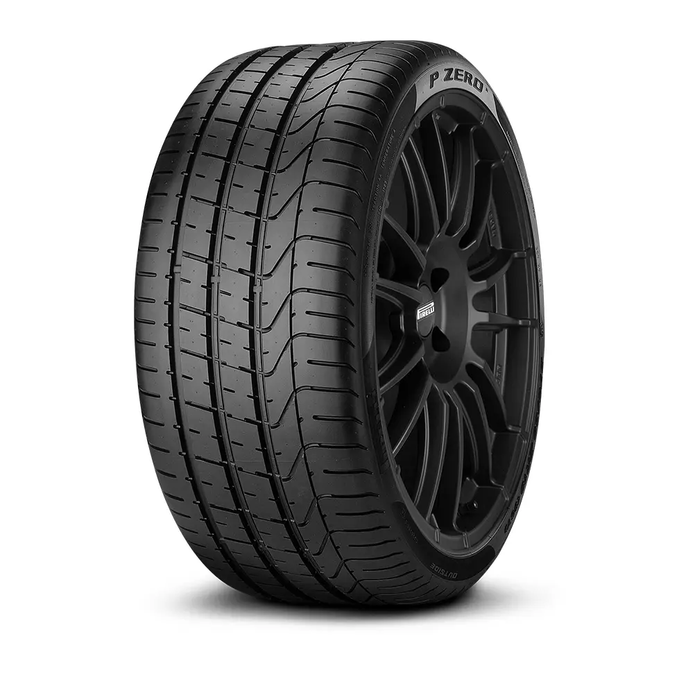 Pirelli P ZERO (NO) 255/45 R 19 Tubeless 100 Y Car Tyre