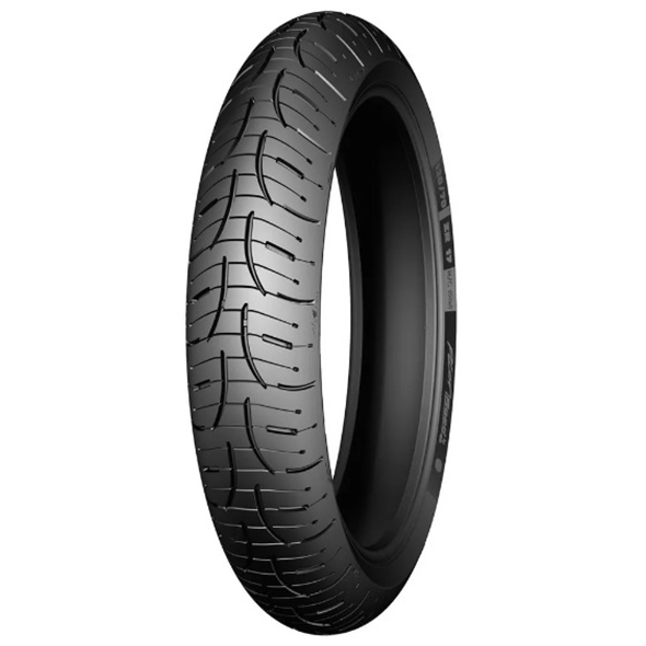 Michelin PILOT ROAD 4 120/70 ZR17 58 W Front Two-Wheeler Tyre