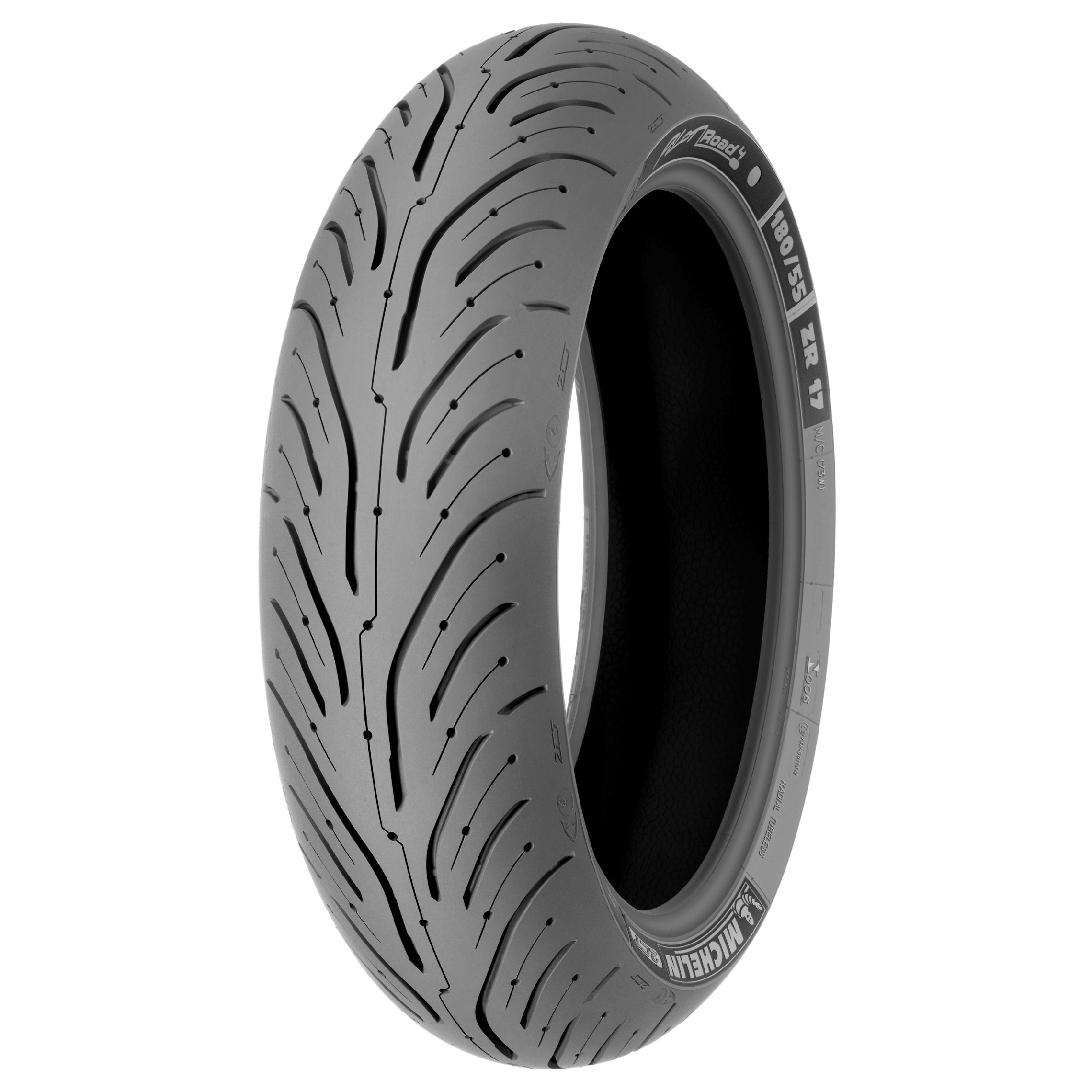 Michelin PILOT ROAD 4 190/50 ZR 17 Rear Two-Wheeler Tyre