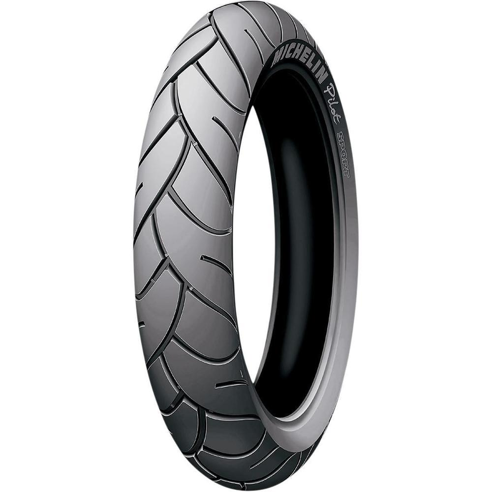 Michelin PILOT SPORTY 120/80 17 Requires Tube 61 P Rear Two-Wheeler Tyre