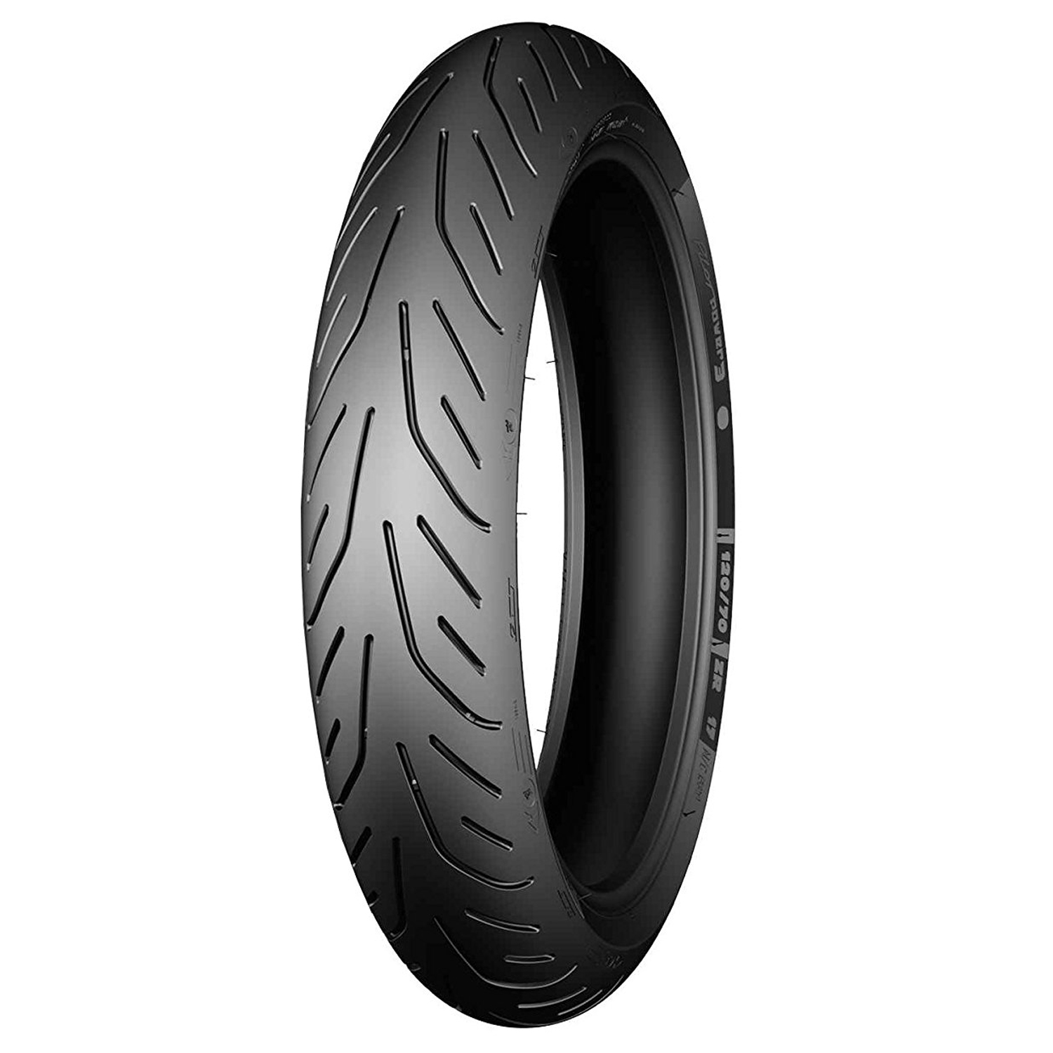 michelin pilot power 3 120 70 zr17 front two wheeler tyre price list in india shop online. Black Bedroom Furniture Sets. Home Design Ideas