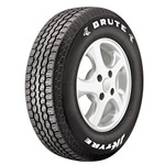 JK BRUTE 215/75 R 15 Requires Tube 100 S Car Tyre