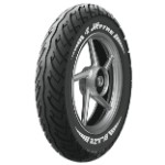JK BLAZE BA21 90/100 10 Tubeless Front/Rear Two-Wheeler Tyre