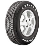 JK BRUTE LT 10PR 215/75 R 15 Requires Tube 115  Car Tyre