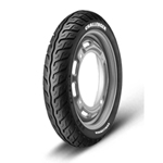JK CHALLENGER S63 90/100 10 Front/Rear Two-Wheeler Tyre