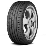 Continental ContiSportContact 2 235/55 R 17 Tubeless 99 W Car Tyre