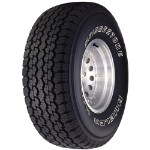 Bridgestone DUELER D689 235/70 R 16 Requires Tube 105 S Car Tyre