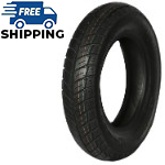 Michelin City Pro 90/100 -10 53J Tubeless Front/Rear Two-Wheeler Tyre