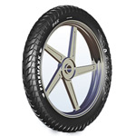 Birla FIREMAXX R45 120/80 R17 Rear Two-Wheeler Tyre