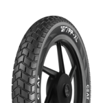 CEAT GRIPP XL 120/90 17 Requires Tube 64 S Rear Two-Wheeler Tyre